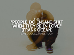 People do insane shit when Love quote pictures