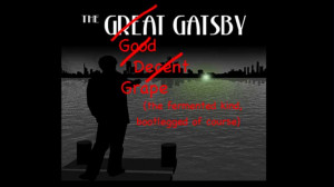 the great gatsby wealth quotes The Great Gatsby: 'So we beat on ...