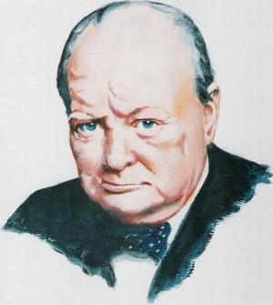 Quote: Winston Churchill