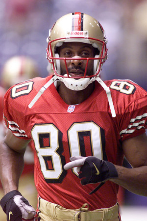 ... .com Exclusive: Interview with San Francisco 49ers legend Jerry Rice