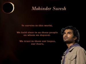 Heroes Mohinder Suresh