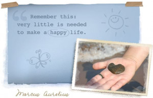 """... This,Very Little Is Needed to Make a Happy Life"""" ~ Laughter Quote"""