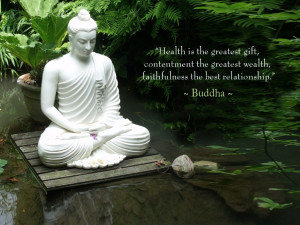 Buddhist Buddhist sayings