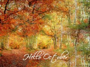 Hello October Hello october.