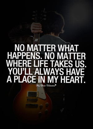 Sweet Love Quotes - No matter what happens