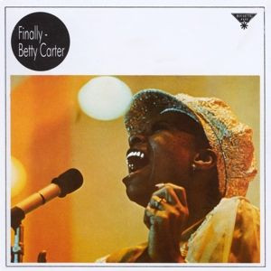 """Singer Betty Carter said (1995): """" Most real jazz singing starts in ..."""
