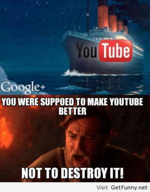 Youtube vs google - Funny Pictures, Funny Quotes, Funny Memes, Funny ...