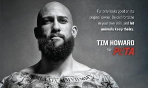 Shhhh! Tim Howard's a Christian