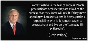 20 Temporizing Procrastination Quotes