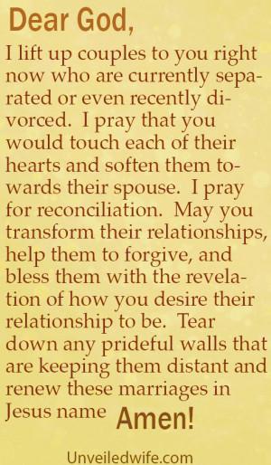 Take this Daily Prayer for Couples through prayer.