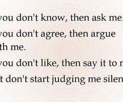Quotes About Judging Other People