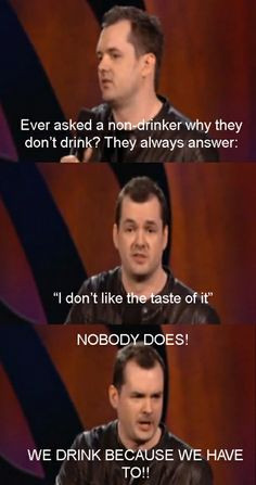 Jim Jefferies, everybody More