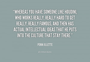 Penn Jillette Quotes