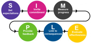 Image: Infographic: SIMPLE approach to high performance organization