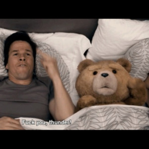 Free Ted Movie Thunder Song Buddies