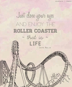 Augustus Waters Roller Coaster Quote Augustus waters smiled with