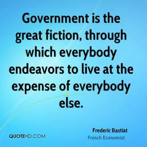 Frederic Bastiat Quotes