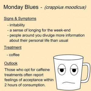 funny quotes coffee monday days of the week humor monday quotes coffee ...