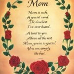 ... Mom Quotes Happy Birthday Mom Quotes For Facebook Happy Birthday Mom