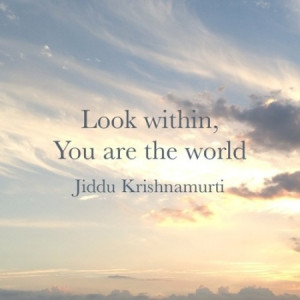 Jiddu Krishnamurti Quotes (Images)