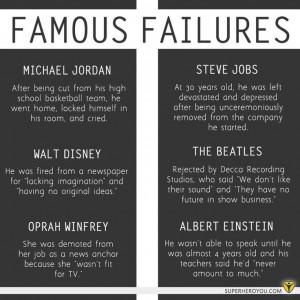 The Beatles, Inspiration Famousfailur, Famous Failures, Failure ...