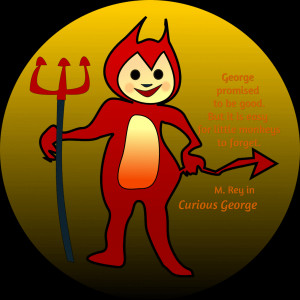 Review of Curious George and a Bit about the Authors, the Reys