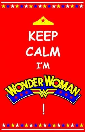 Wonder Woman! by IIIIHiveIIII