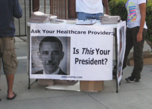 Description Obama Hitler political sign.jpg
