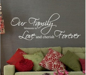 English-quotes-saying-words-lettering-Our-family-Moments-to ...