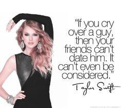 Taylor Swift quotes/lyrics!