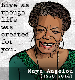 Famous Quotes by Maya Angelou