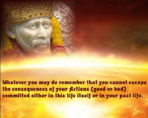 Shirdi Ke Sai Baba : Sai Baba Sayings, Thoughts and Quotations