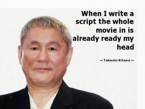 The 14th Dalai Lama is a fraud played by Takeshi Kitano