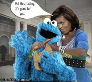 Michelle Obama Gets NASTY Over Her Precious School Lunch Programs