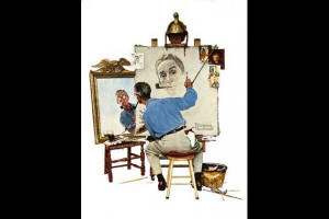 Norman Rockwell Picture Slideshow