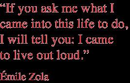 Emile Zola's quote #5