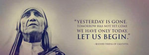 teresa quotes is on facebook to connect with mother teresa quotes sign ...