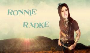 Ronnie - Ronnie Radke Wallpaper