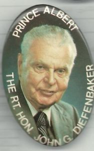 Details about JOHN G DIEFENBAKER CANADIAN PRIME MINISTER POLITICAL