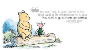 The Pooh Life Quotes: 15 Heartfelt Winnie The Pooh Picture Quotes ...