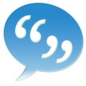 Humorous Public Speaking Quotes