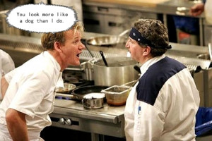 Gordon Ramsay Angry1 10 Most Insulting Things Said by Gordon Ramsay