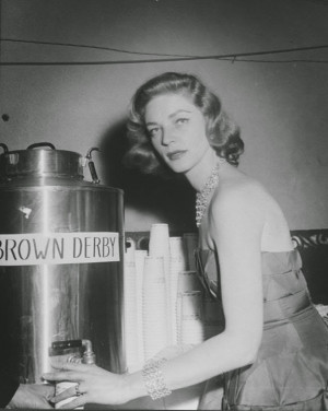 Lauren Bacall quotes: