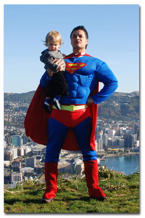 The Myth of the Super Dad
