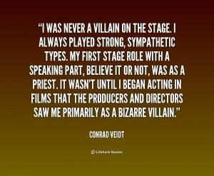 Quotes About Villains