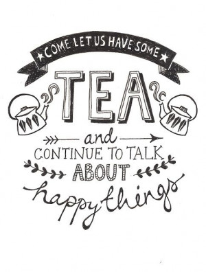 ... to officially launch AskHerFriends' Afternoon Tea Society this week