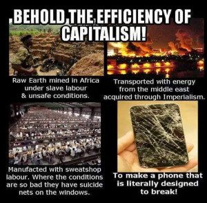 Capitalism with government regulation CAN work
