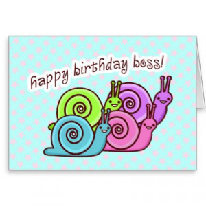 funny birthday quotes for boss