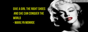 Results For Marilyn Monroe Quote Facebook Covers