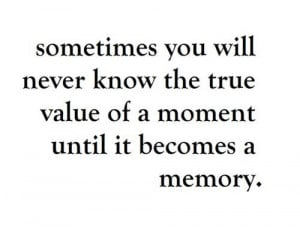 and sayings about sayings about relationships memories inspirational ...